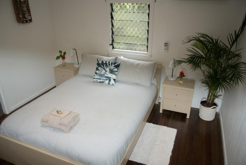 Gum Tree bedroom