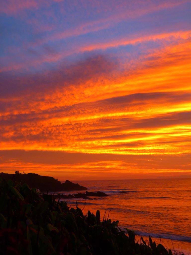 sunrise slide 2