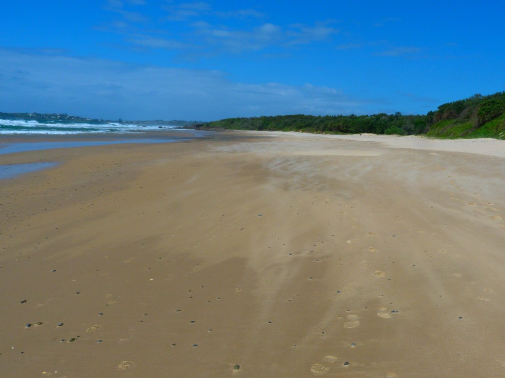 gorgeous unpopulated beaches